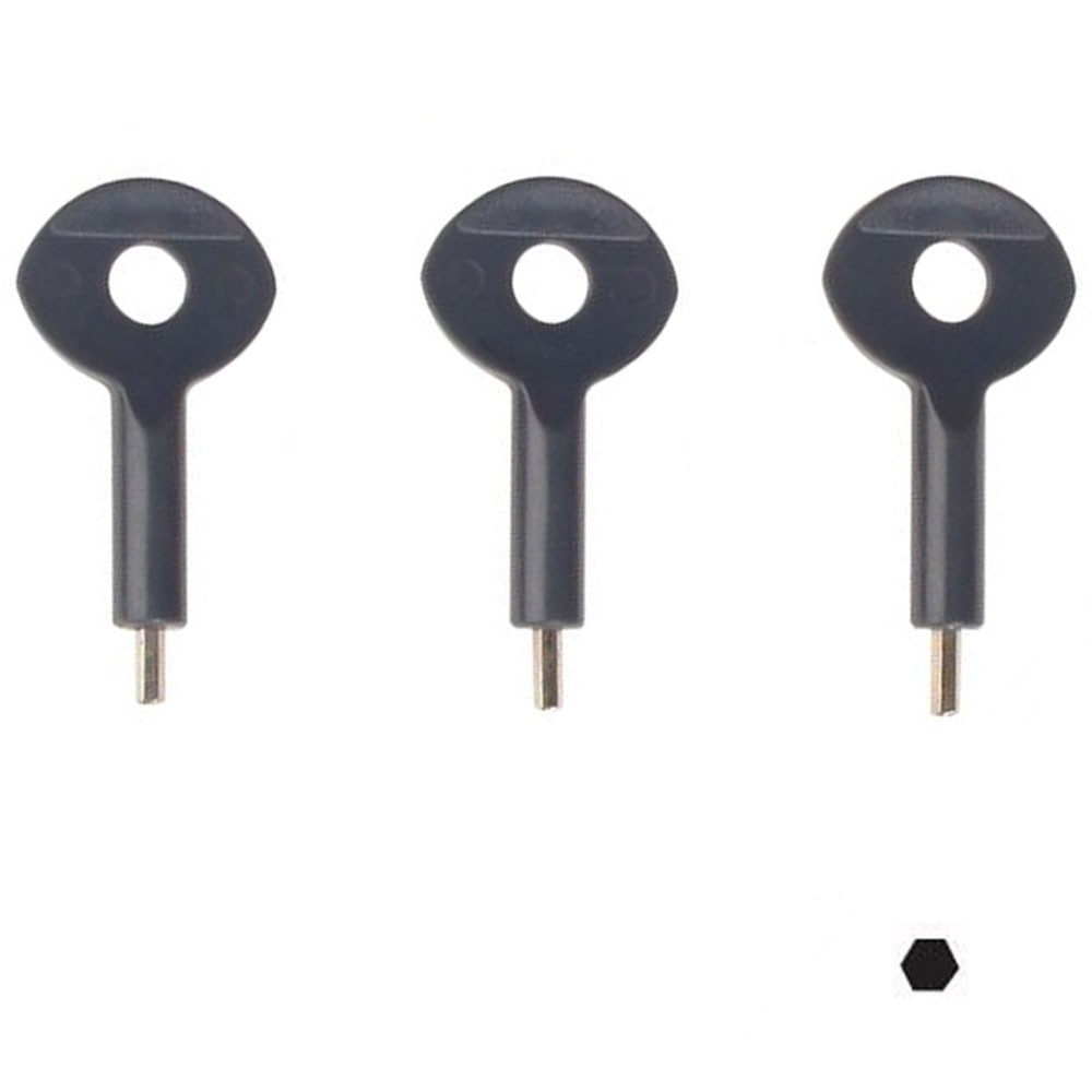 P113/118 Window Lock Allen Keys