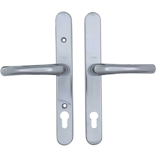 Yale PVCu Replacement Door Handle Chrome