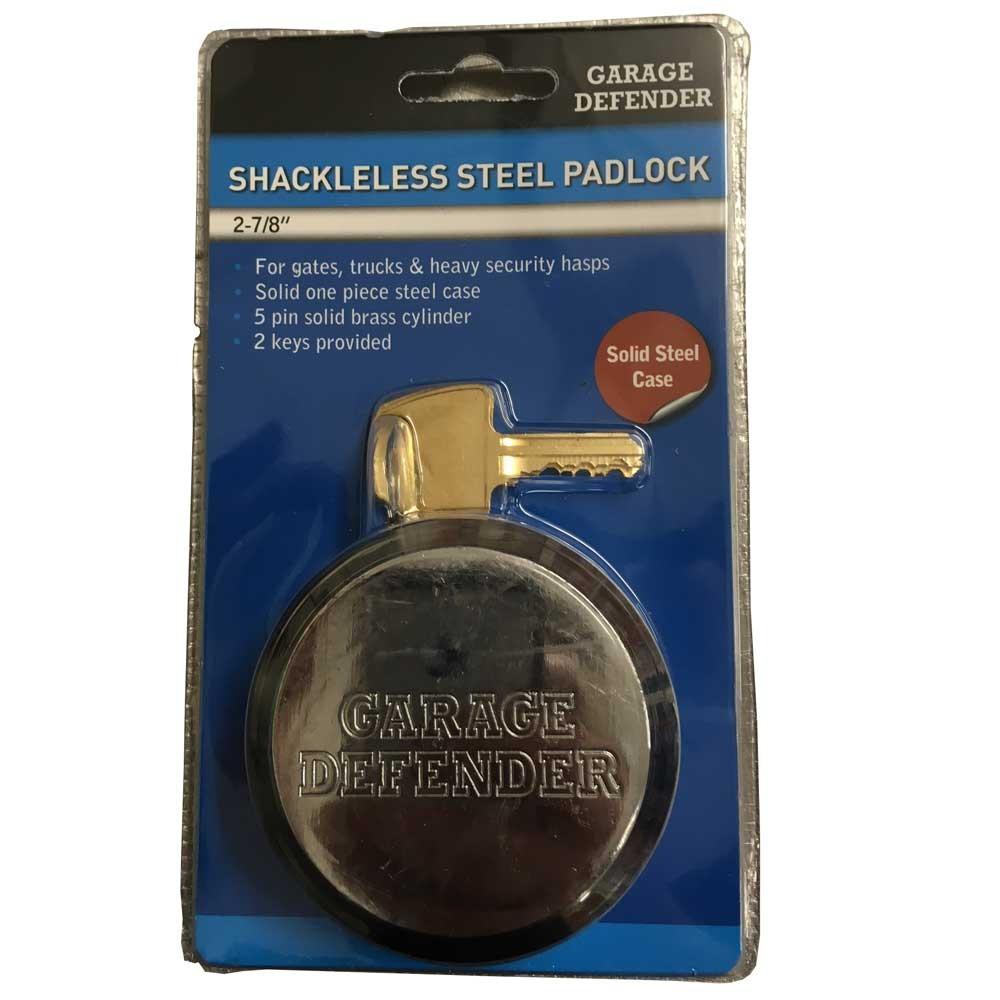 Lock-it Round Padlock