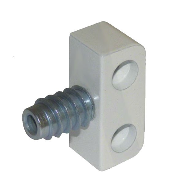 Bramah Rola C Casement Window Lock White