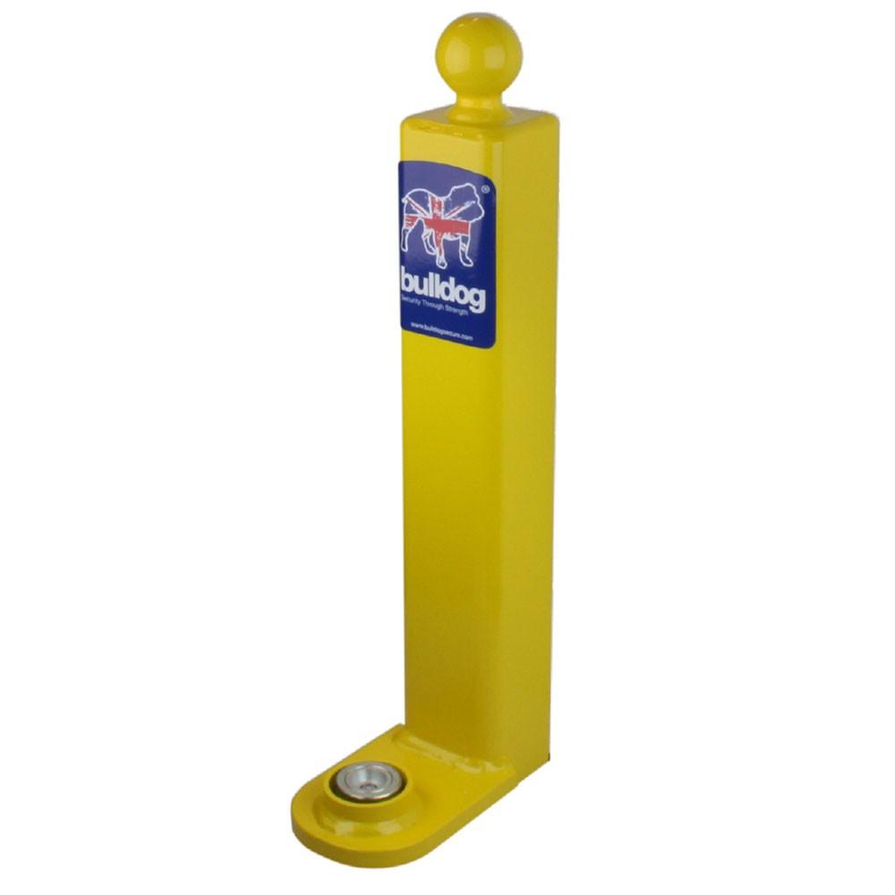 Bulldog Trailer Lock Post Removable