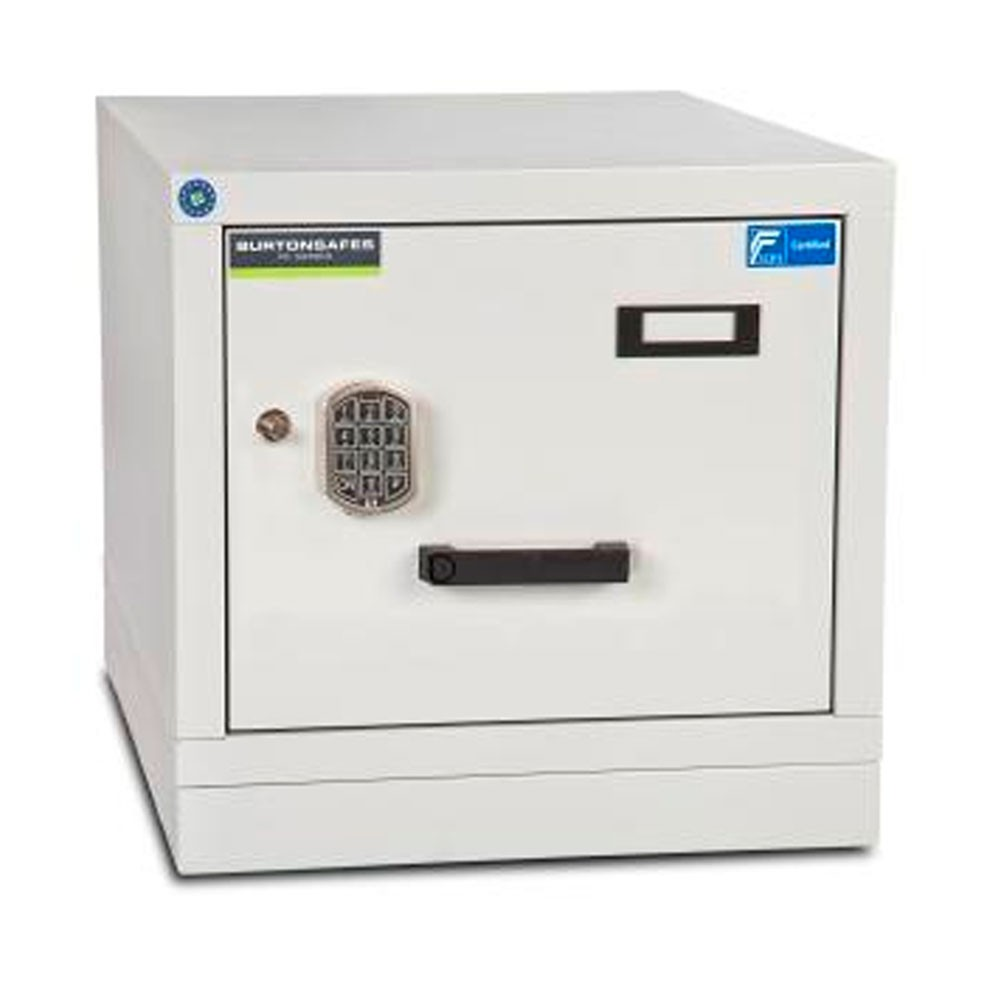 FF100 Filing Cabinet 1 Drawer Electronic