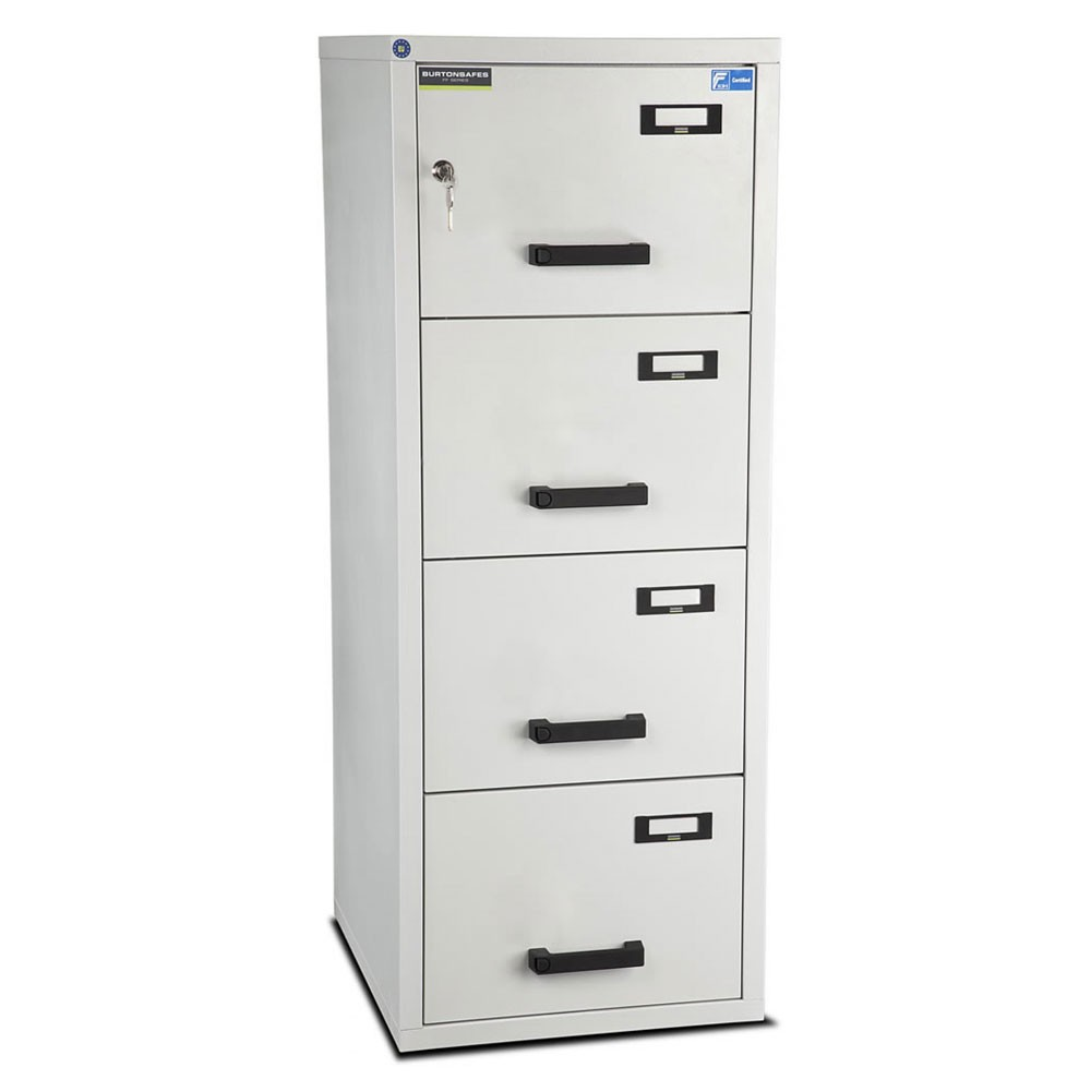 FF400 Filing Cabinet 4 Drawer Key