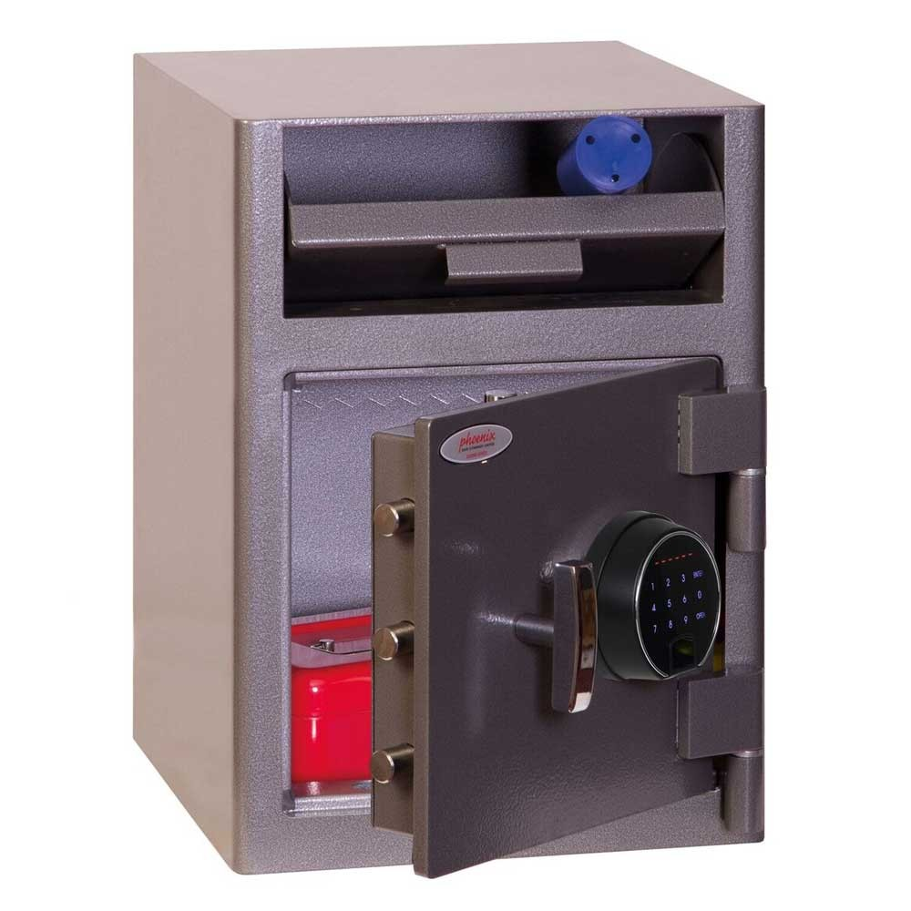 0996 Cashier Deposit Safe Fingerprint