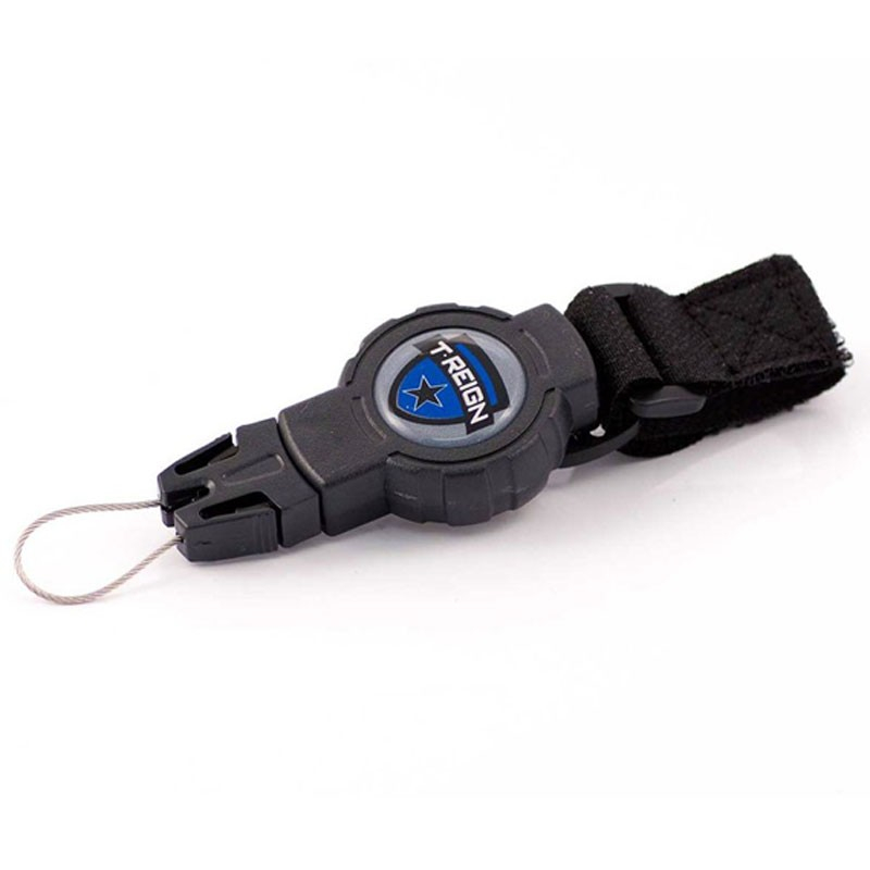 T-Reign Retractor Small Black Strap