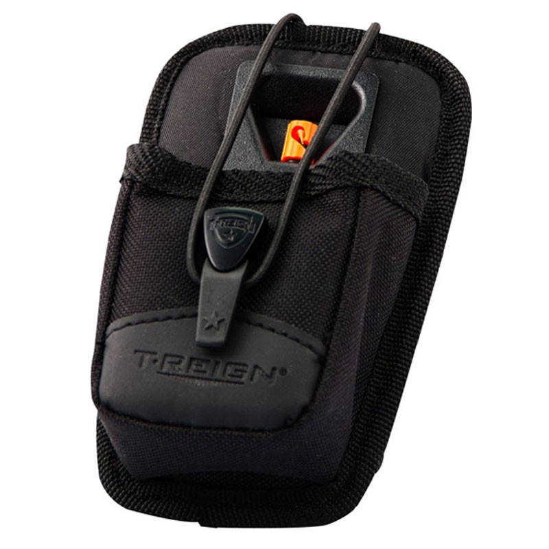 T-Reign ProHolster Retractable Tether Black Small