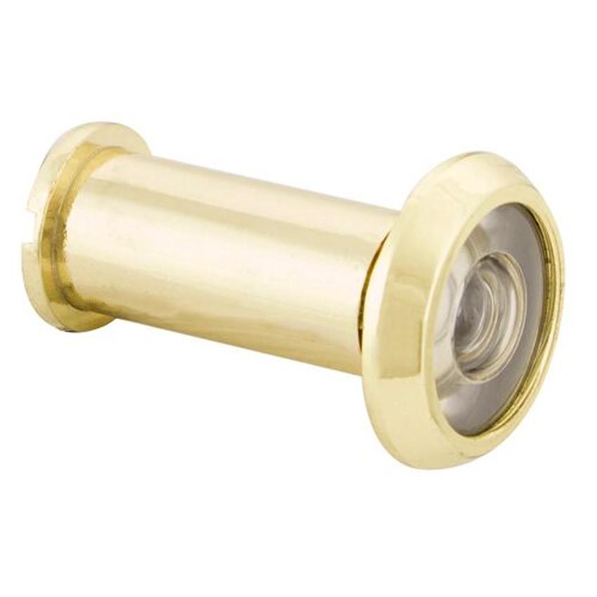 TSS Door Viewer Polished Brass