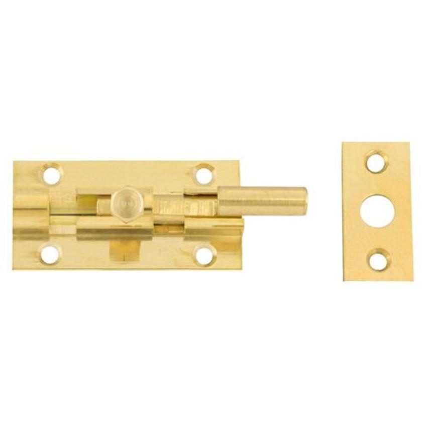 50mm - Polished Brass