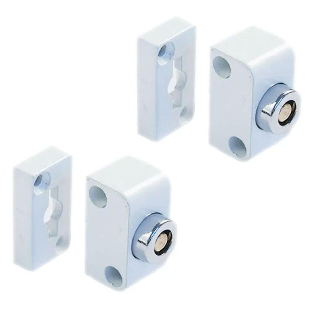 8K102 Push Button Window Lock x 2