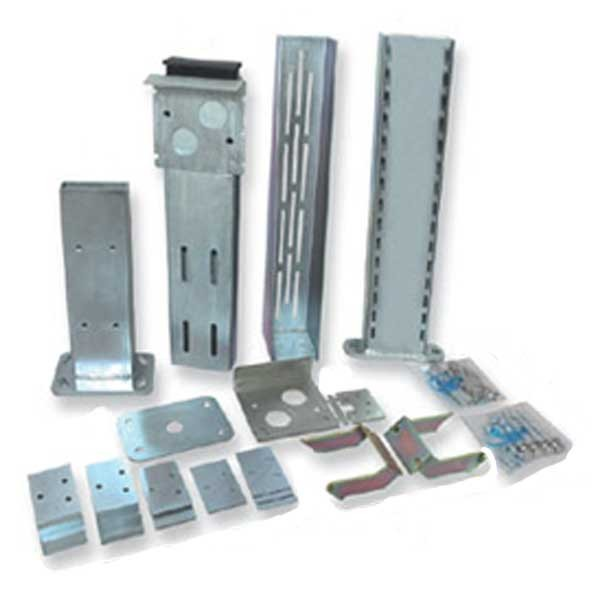 Viro V09 Electric Sliding Gate Lock Fixing Kit