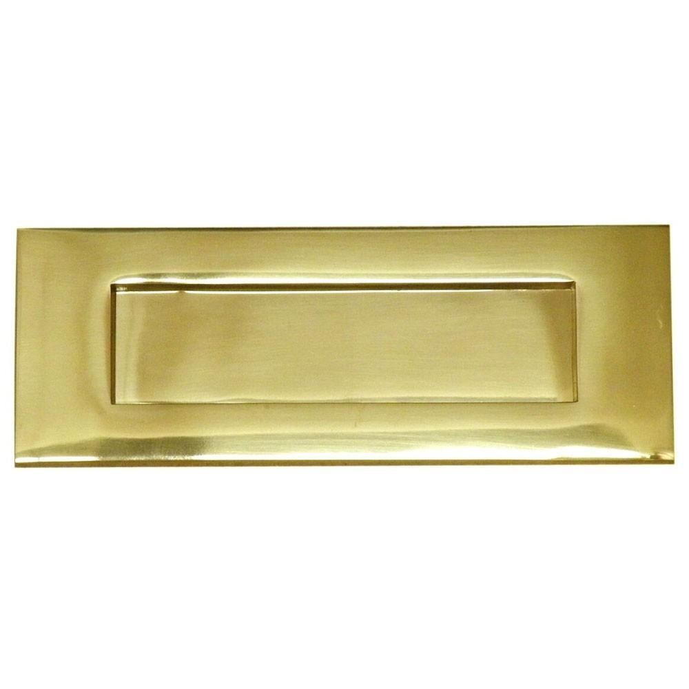 TSS Victorian Sprung Letter Plate