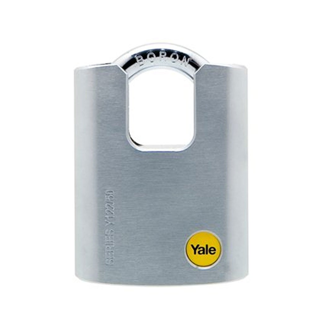 Closed Shackle Padlock 51mm Steel
