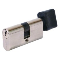 Cisa Small Oval Key-Turn NP