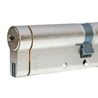 Cisa Astral S PAS24 Euro 40-60 Nickel Plated
