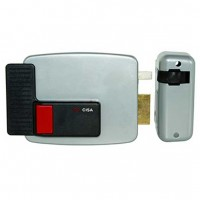 Cisa 11610 Electric Lock RHI Case