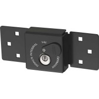 Diskus Integral Series Hasp Black