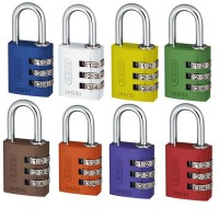 145/30mm Combination Padlocks