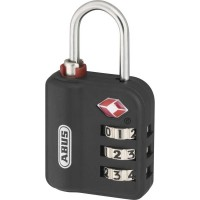 Abus 147TSA 30mm Combination Luggage Padlock