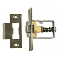 Legge 1511 Adjustable Roller Catch Satin Chrome