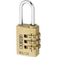 Abus 165/20mm Combination Padlock
