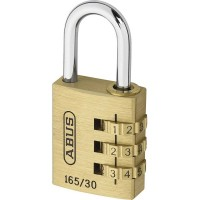 Abus 165/30mm Combination Padlock
