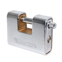Sterling Armoured Steel Padlock 81