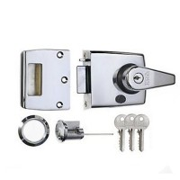 Era 193 Deadlocking Cyl Nightlatch Chrome