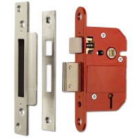 Era Fortress Sashlock 64mm Satin Chrome