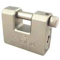 Cisa Straight Shackle Padlock 75 / 12mm