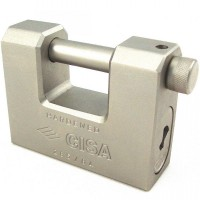 Straight Shackle Padlock 85 / 12mm