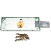 Cisa Shutter Lock 78mm Right Hand