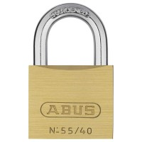 55/40mm Brass Padlock