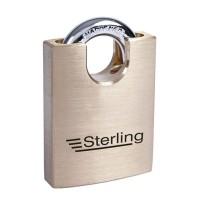 Sterling Brass Closed Shackle Padlock 60mm