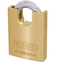 65/40mm Brass Padlock