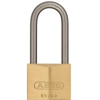 65IB/40HB63 Brass Padlock - Keyed Differently