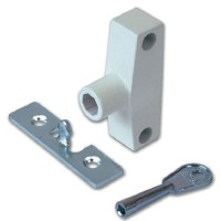 Era 801 Window Snaplock White
