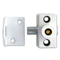 Era 803 Sash Window Bolt White