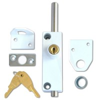 Era Multi Purpose Door Bolt White