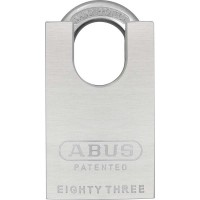 83/50C Chrome Plated Brass Padlock CS