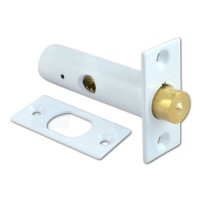 Era 838 Mortice Door Bolt White