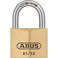 85/50mm Brass Padlock