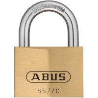 85/70mm Brass Padlock
