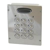 Videx 8000 Codelock Module 2 Codes