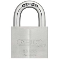 Abus Plus 88 Series Brass Padlock 55mm
