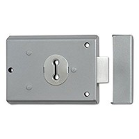 Asec FB Double Handed 2 Lever Rim Lock