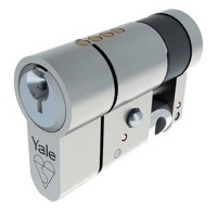 Yale Anti-Snap Euro Single Nickel Plated