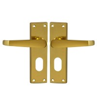 Asec Victorian furniture Lock Oval PB