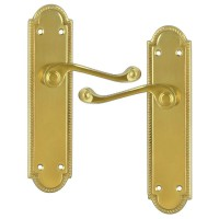 Asec Georgian furniture Lock SBP