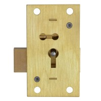 Asec No. 51 4 Lever Str Cupboard Lock
