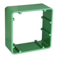 Asec SMB 0610-5 Surface Box Green